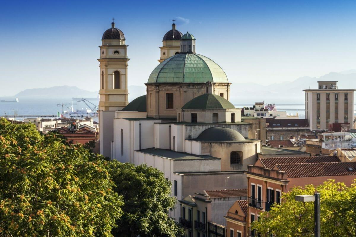 churches in Cagliari