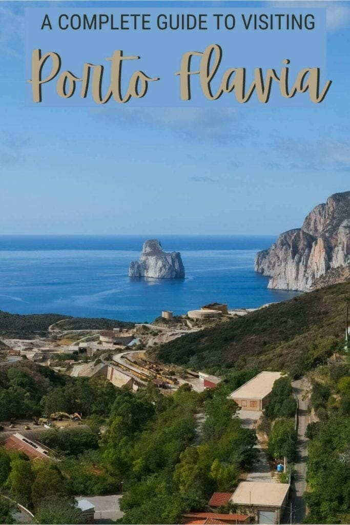 Read everything you need to know about Porto Flavia - via @c_tavani