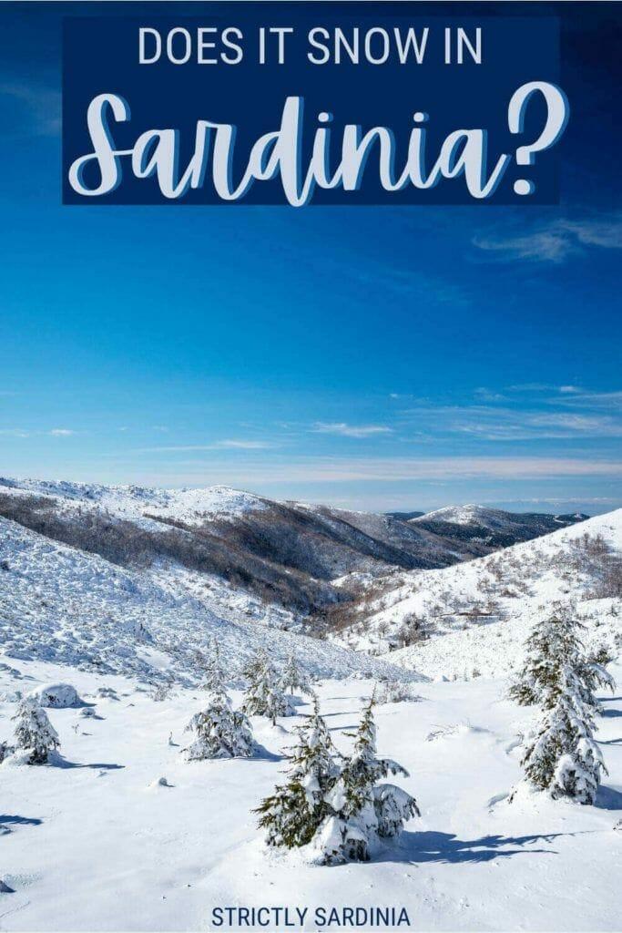 Read about snow in Sardinia - via @c_tavani