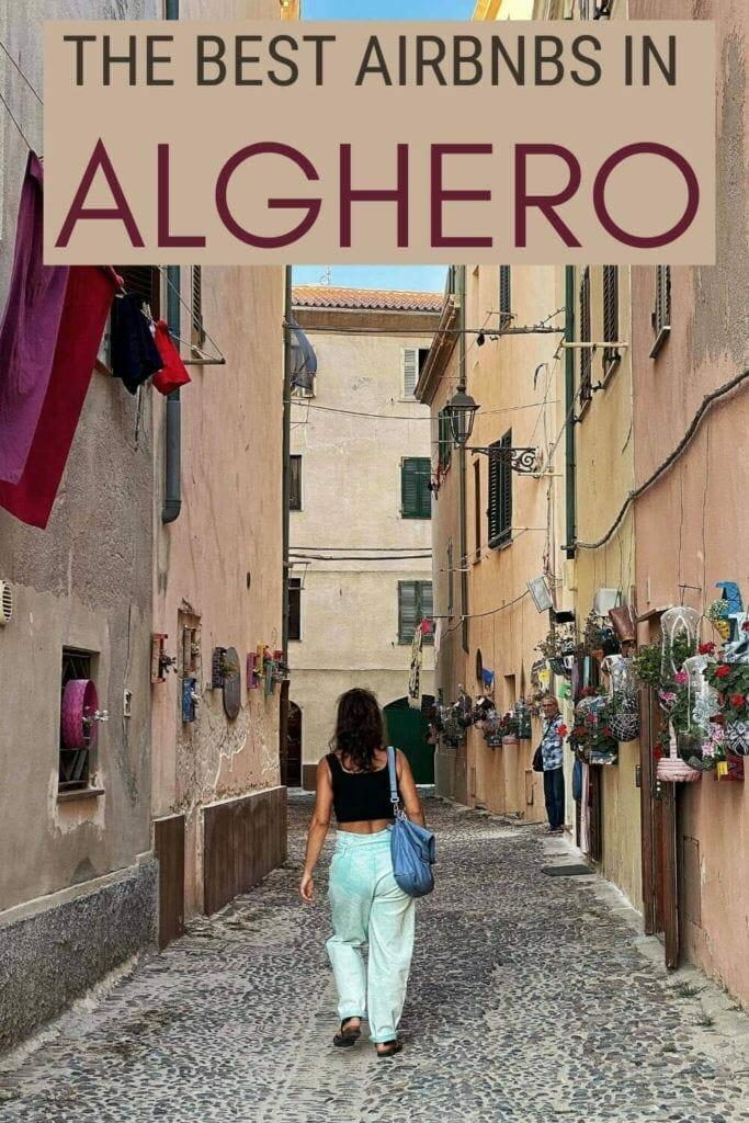 Discover the best Airbnbs in Alghero - via @c_tavani