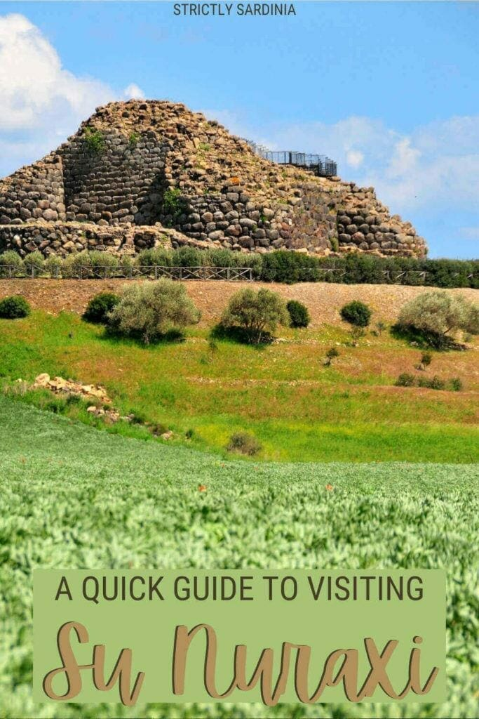 Check out this full guide about Su Nuraxi nuraghe, Sardinia - via @c_tavani