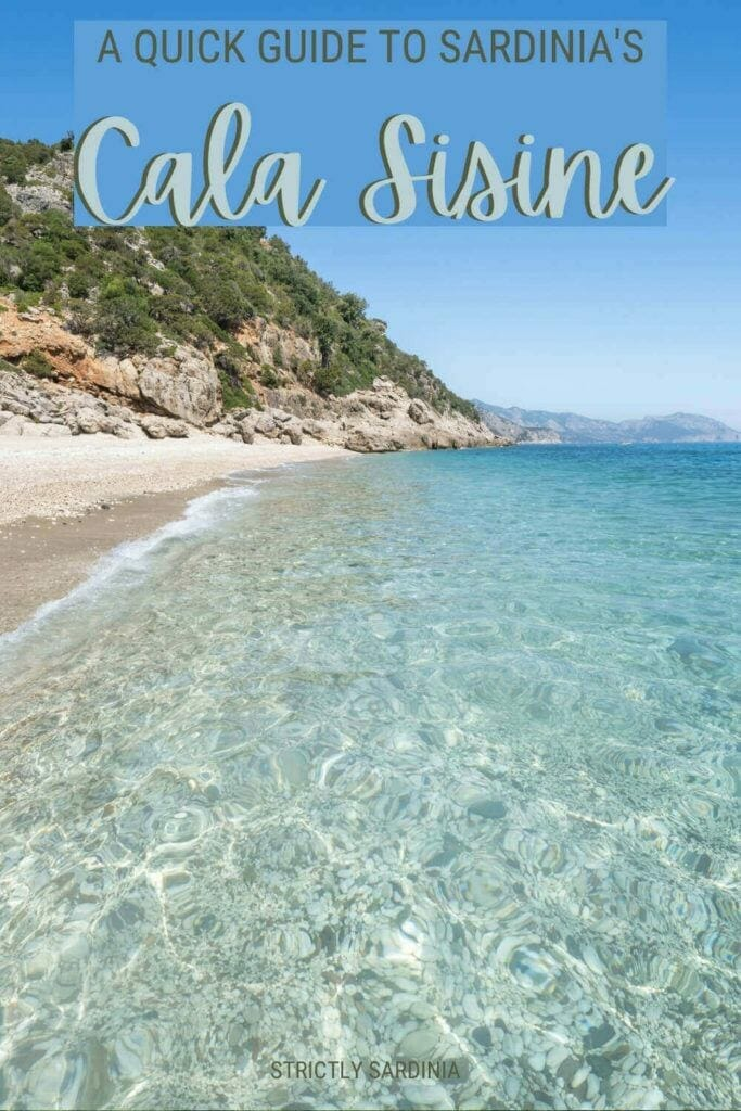 Read everything you need to know about Cala Sisine - via @c_tavani