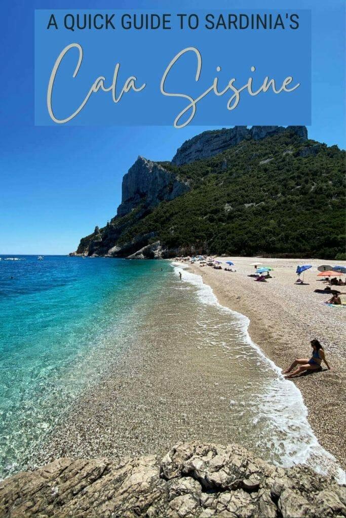 Discover what you need to know about Cala Sisine, Sardinia - via @c_tavani
