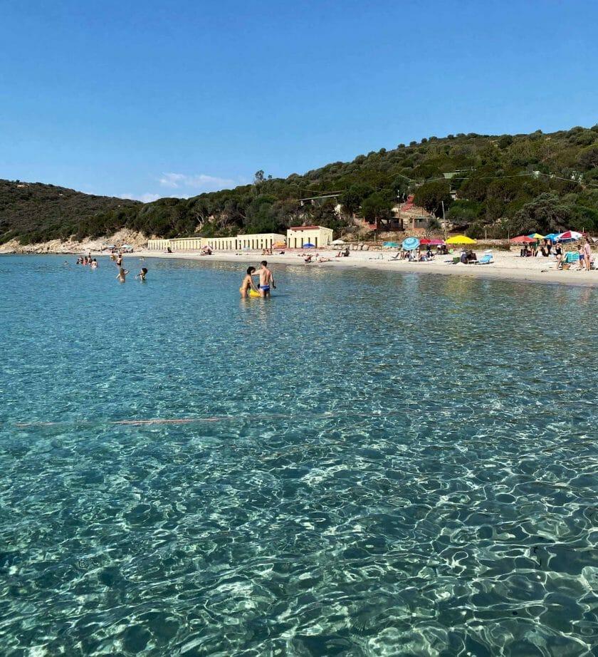 Porto Tramatzu Beach