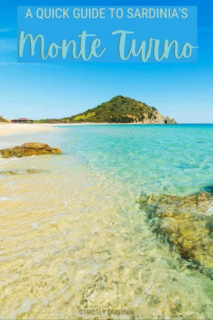 Read everything you need to know about Monte Turno beach, Sardinia - via @clautavani