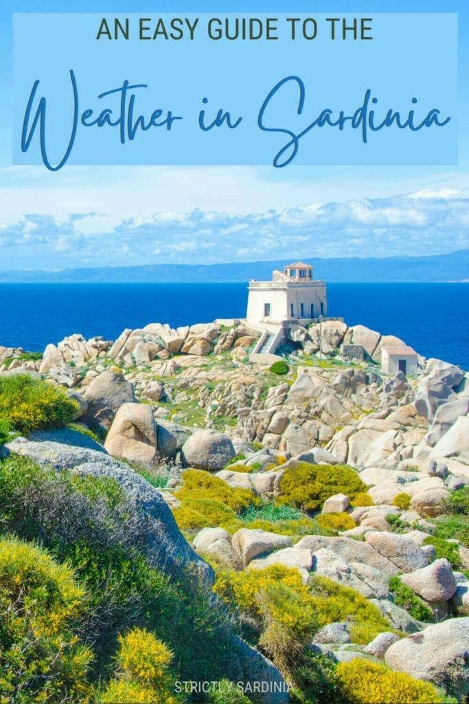 Discover everything you need to know about the weather in Sardinia - via @c_tavani