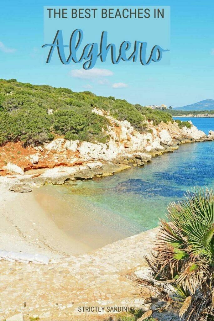 Discover the best beaches in Alghero - via @c_tavani