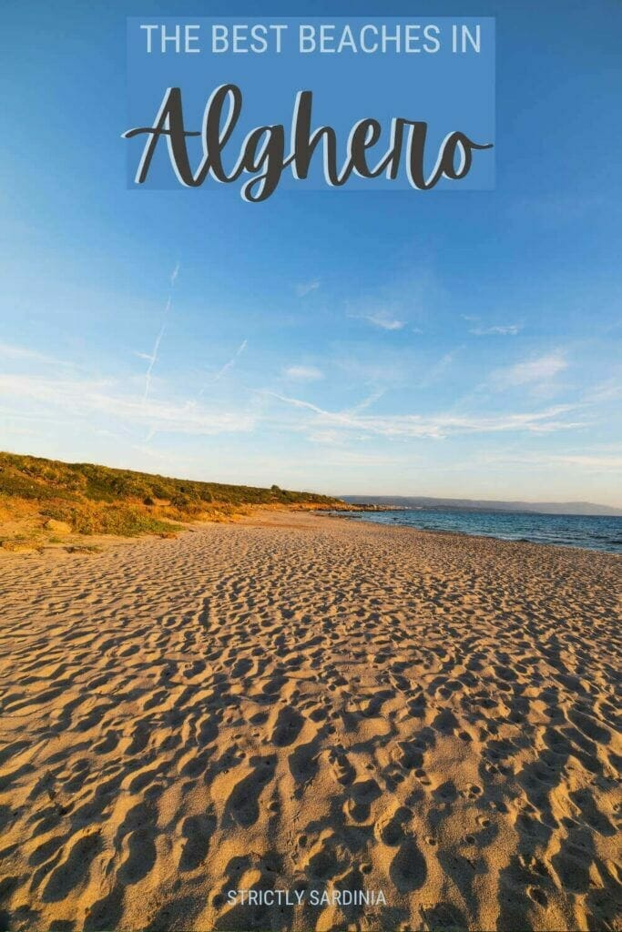 Find out which are the best beaches in Alghero - via @c_tavani
