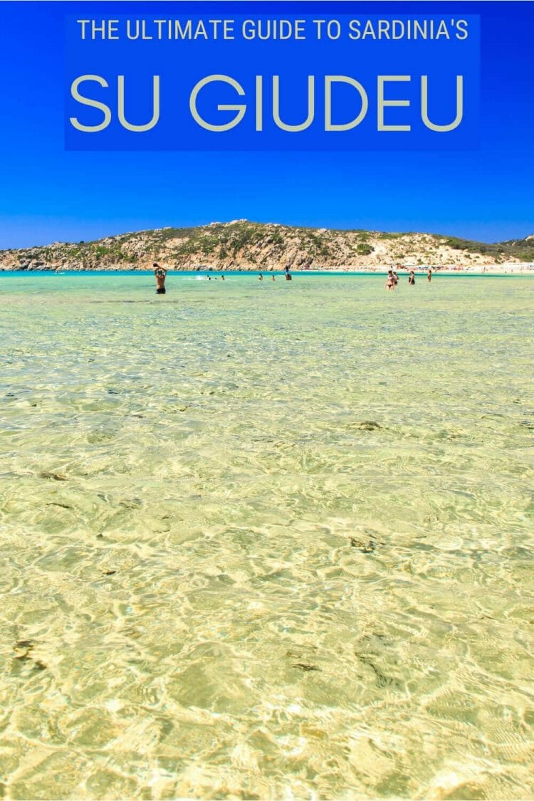 Read everything you need to know about Chia Su Giudeu Beach, Sardinia - via @c_tavani