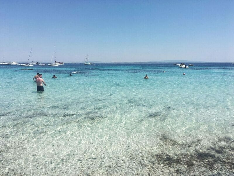islands of Sardinia