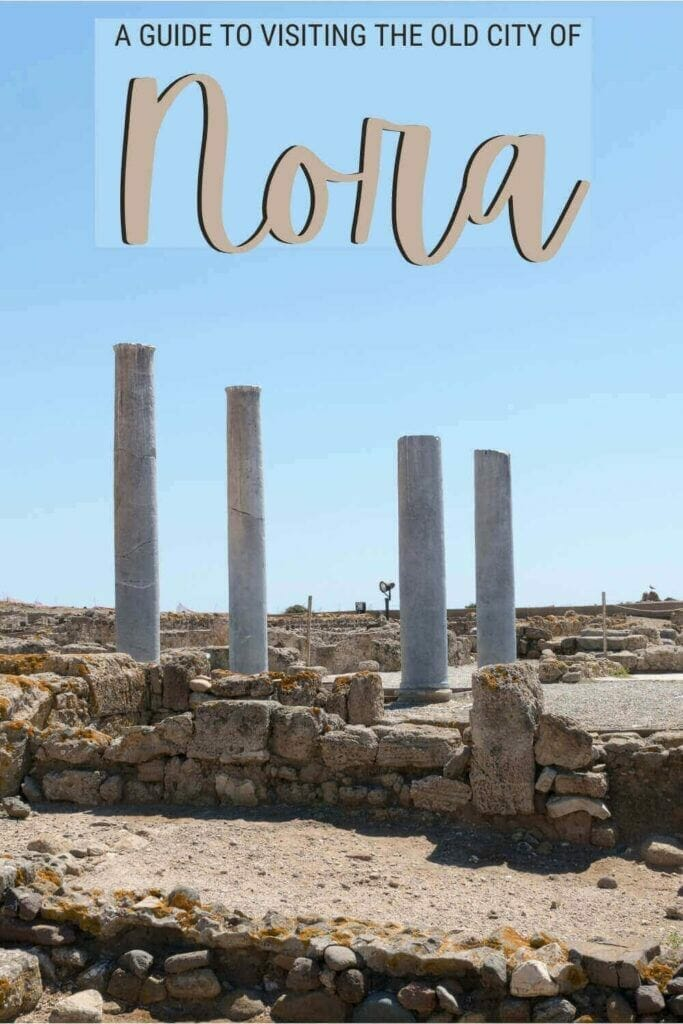Read what you need to know about the ancient city of Nora - via @c_tavani