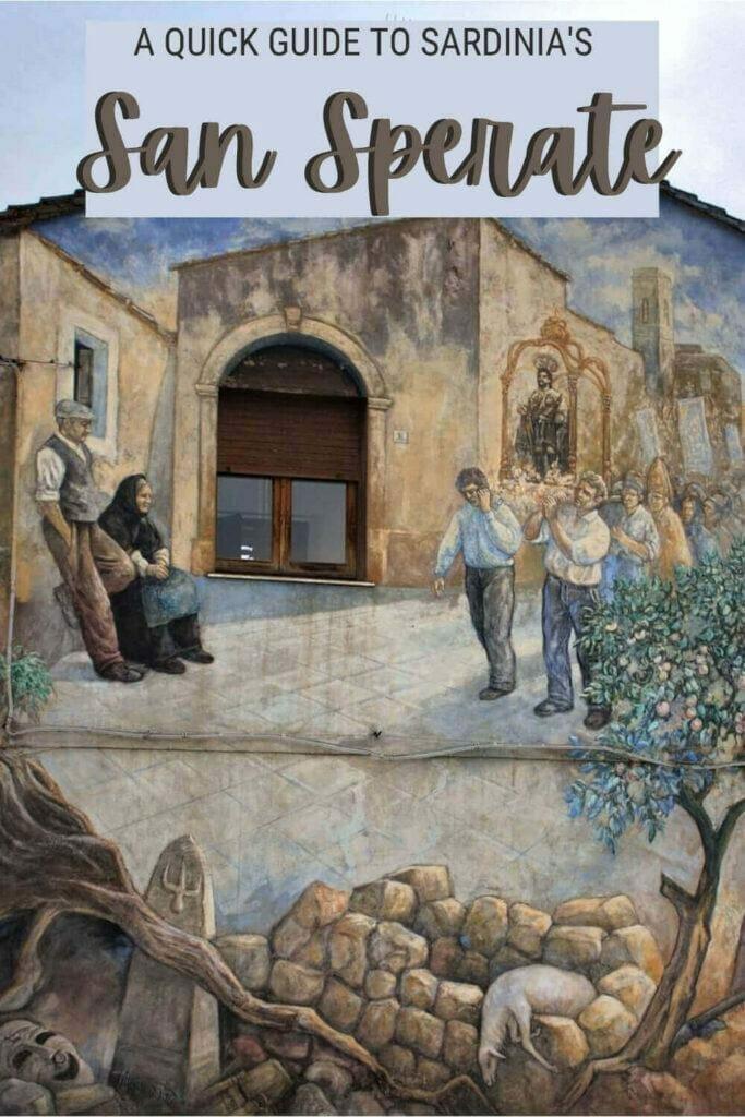 Check out this quick guide to San Sperate, Sardinia - via @c_tavani
