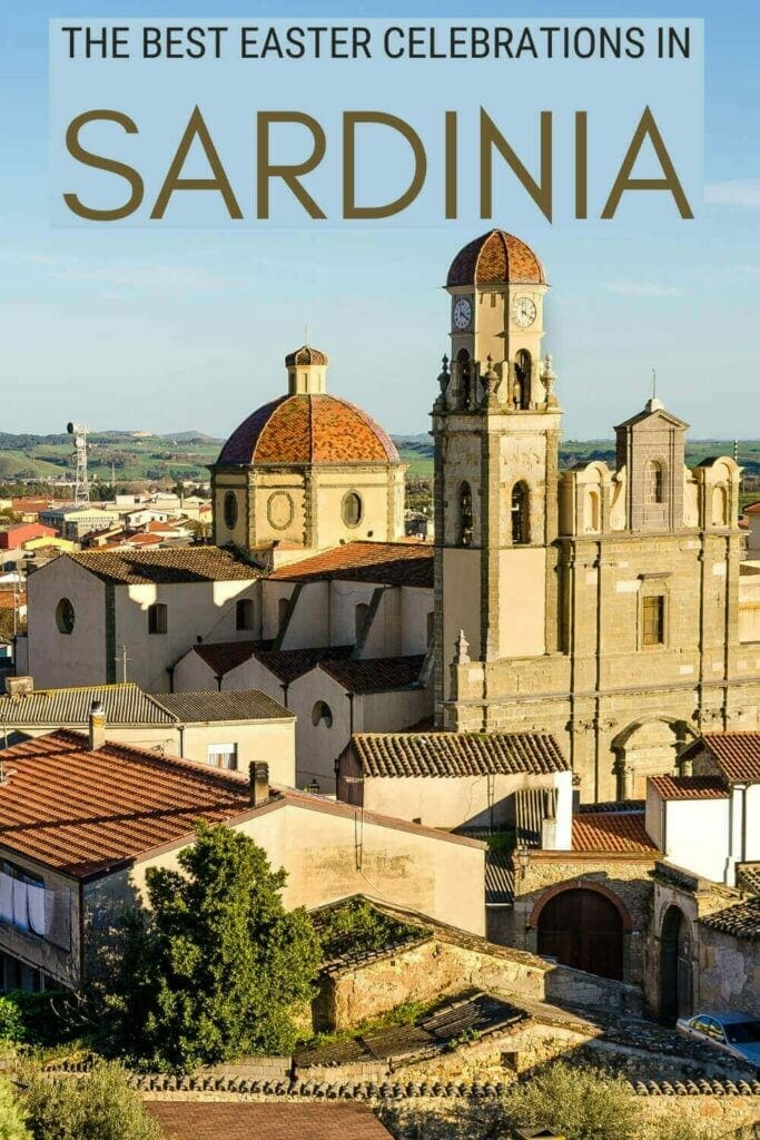 Read about the most important Easter celebrations in Sardinia - via @c_tavani
