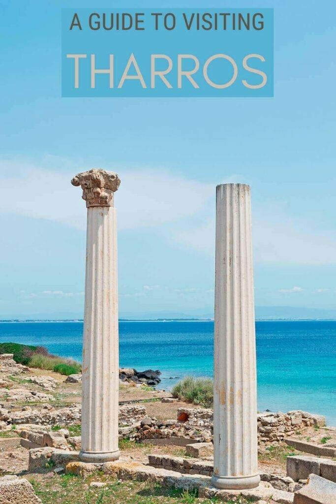 Check out this guide on visiting Tharros, Sardinia - via @c_tavani