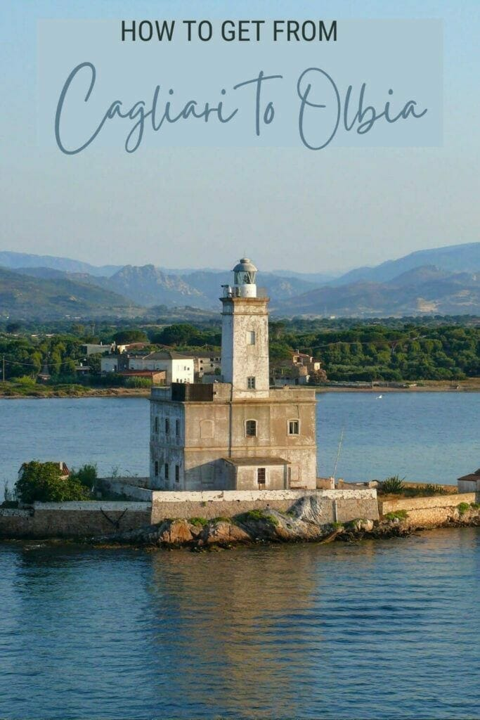 Learn how to easily get from Cagliari to Olbia - via @c_tavani