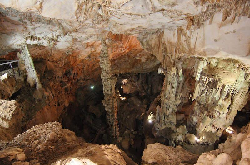 Caves in Sardinia