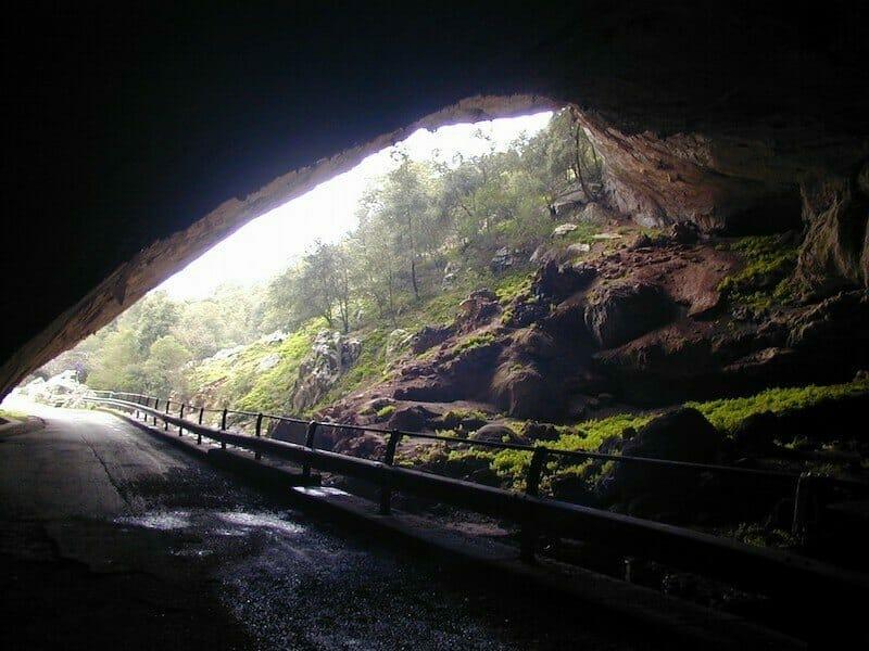 Grotte San Giovanni