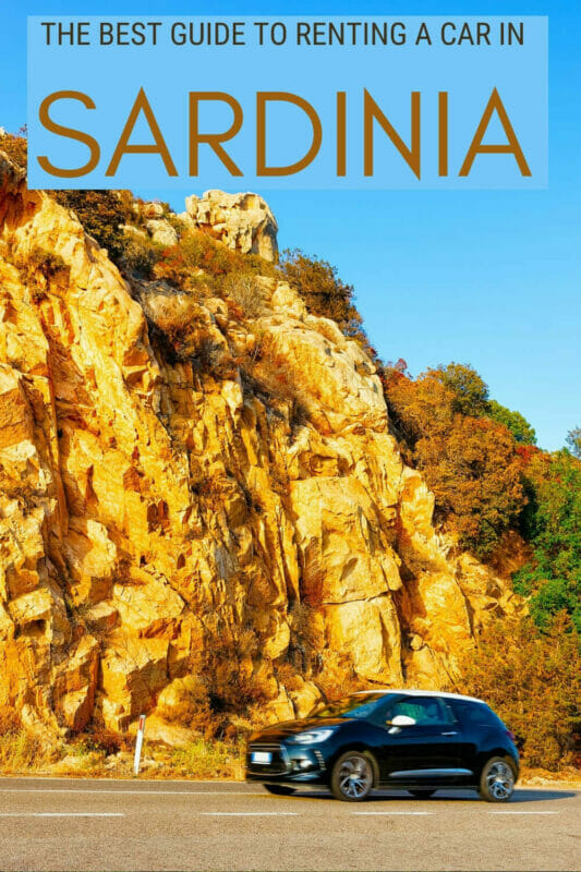 Find out what you must know before renting a car in Sardinia - via @c_tavani
