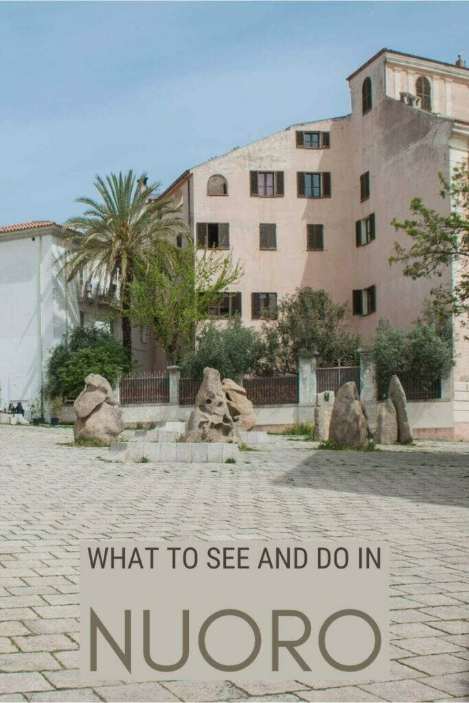 Check out this quick guide to Nuoro, Italy - via @c_tavani