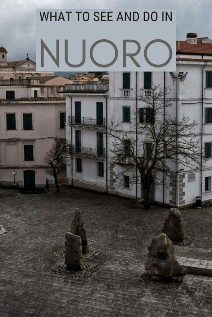 Discover what to see and do in Nuoro, Sardinia - via @c_tavani