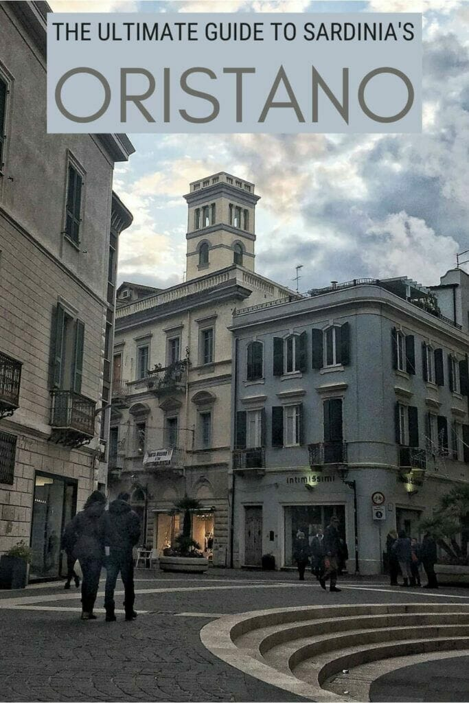 Discover the best places to visit in Oristano - via @c_tavani