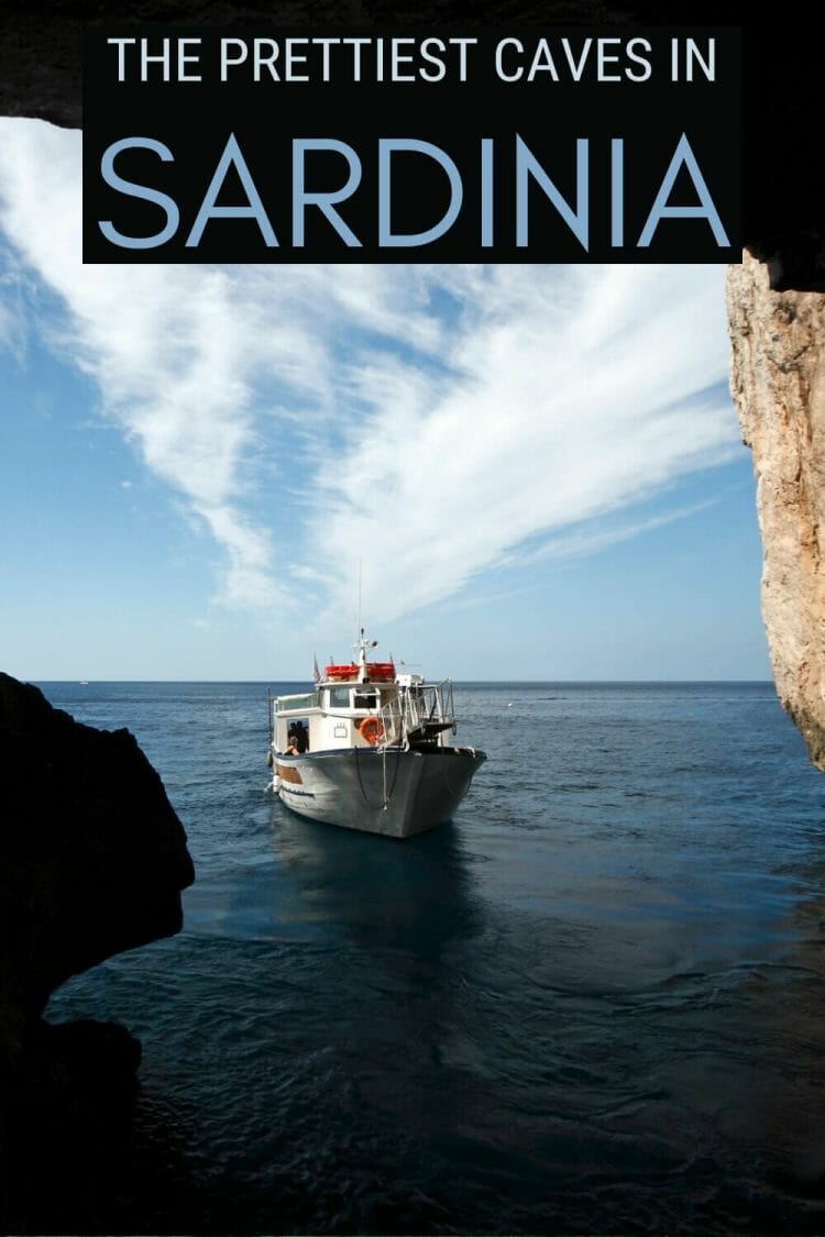 Read about the nicest caves in Sardinia, including Neptune's Grotto and Grotte del Bue Marino - via @c_tavani
