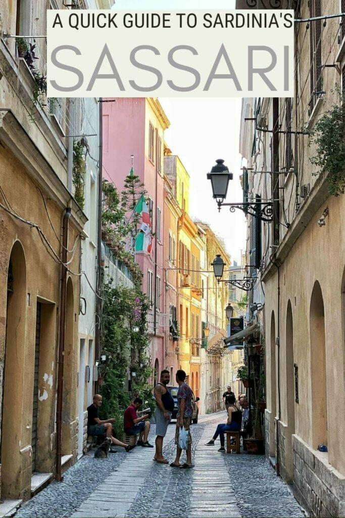 Discover what to see and do in Sassari, Sardinia - via @c_tavani