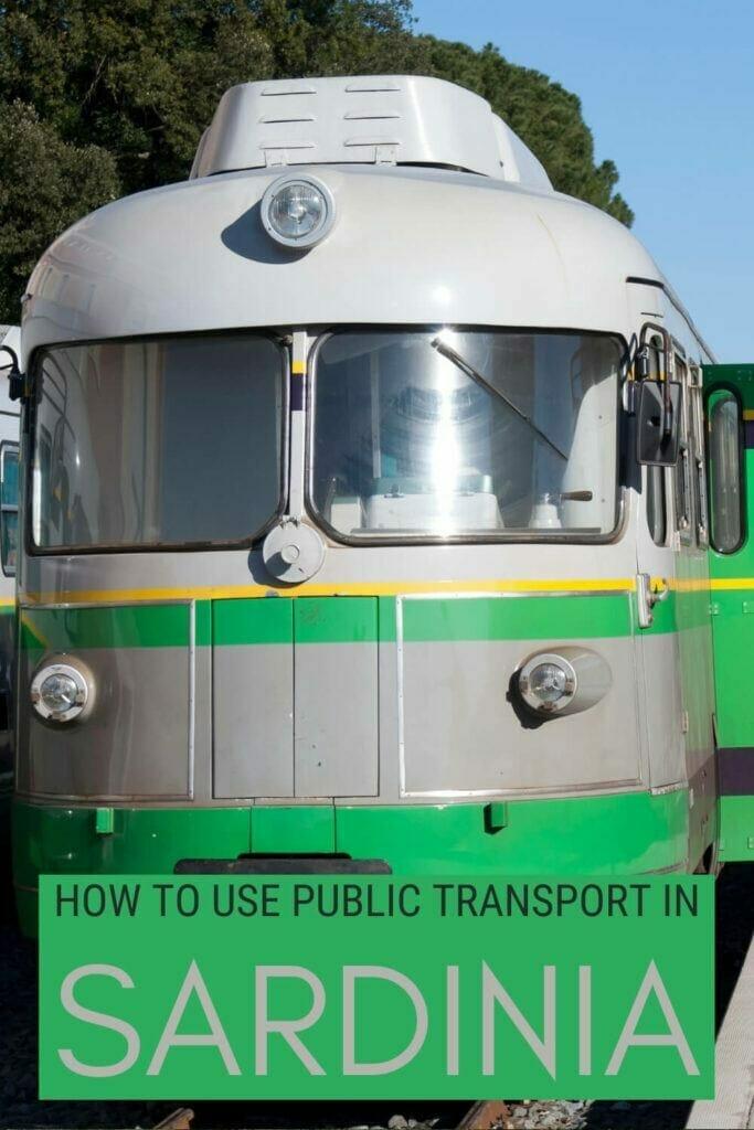 Learn how to use public transport in Sardinia - via @c_tavani