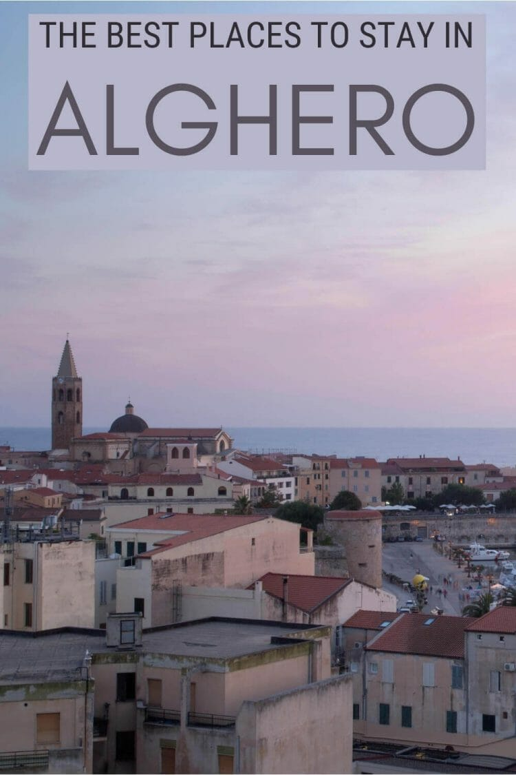 Check out the best places to stay in Alghero - via @c_tavani