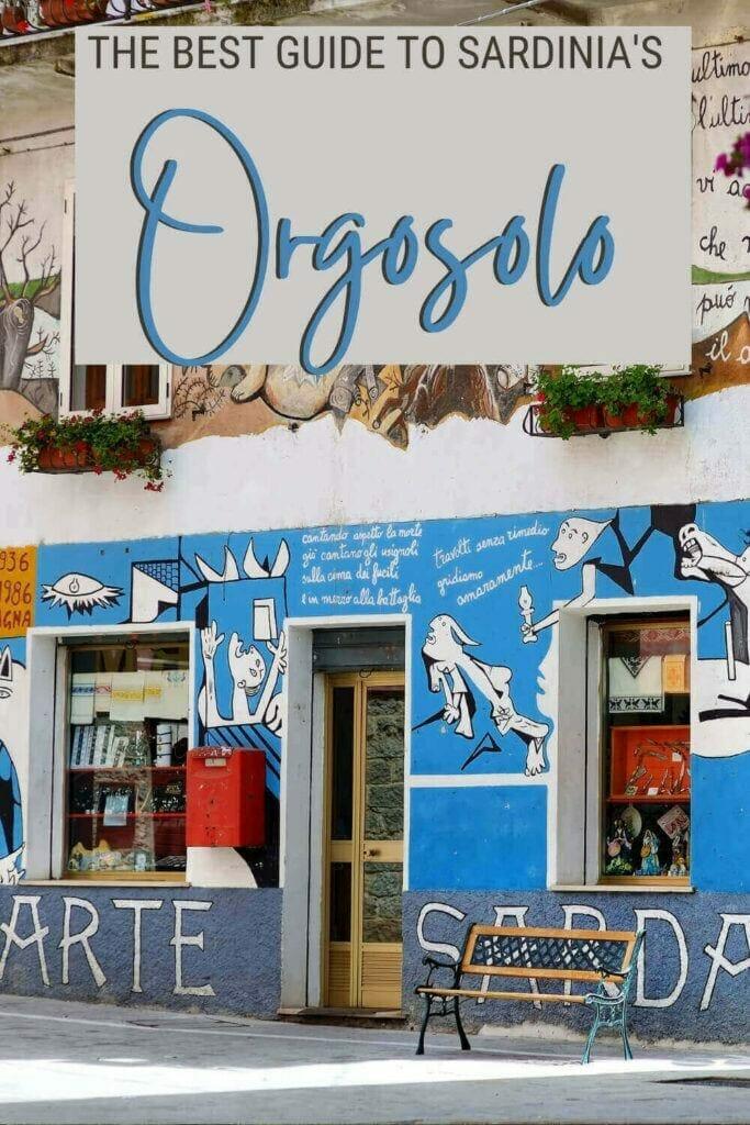Check out the complete guide to Orgosolo, Sardinia - via @c_tavani