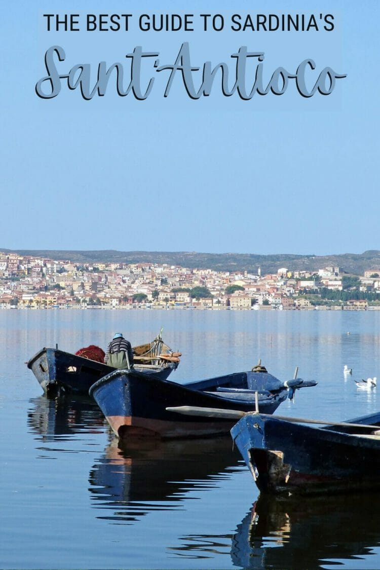 Discover what to see and do in Sant'Antioco, Sardinia - via @clautavani
