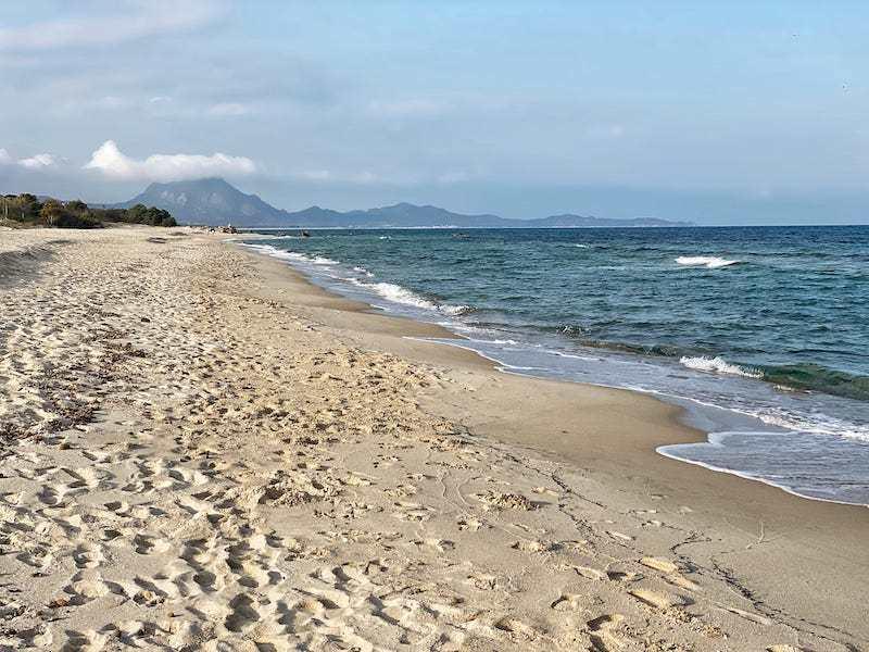 Sardinia Costa Rei