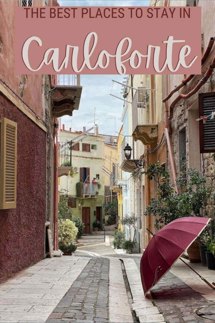 Discover the best hotels in Carloforte, Sardinia  - via @c_tavani