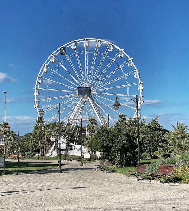 Olbia Ferris wheel