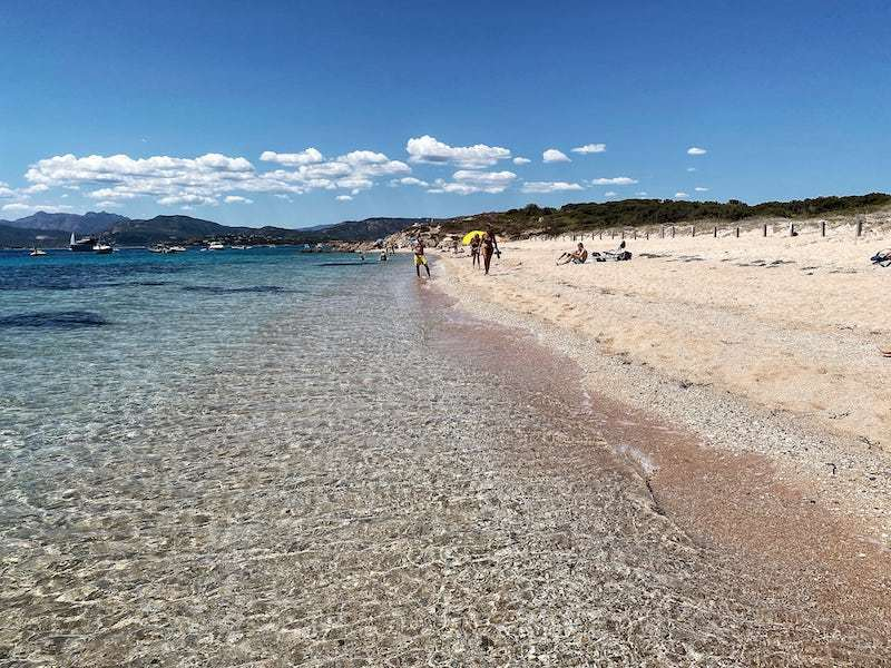 Spalmatore di Terra Beach