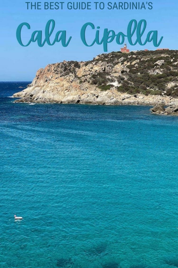 Read what you must know before visiting Cala Cipolla - via @c_tavani