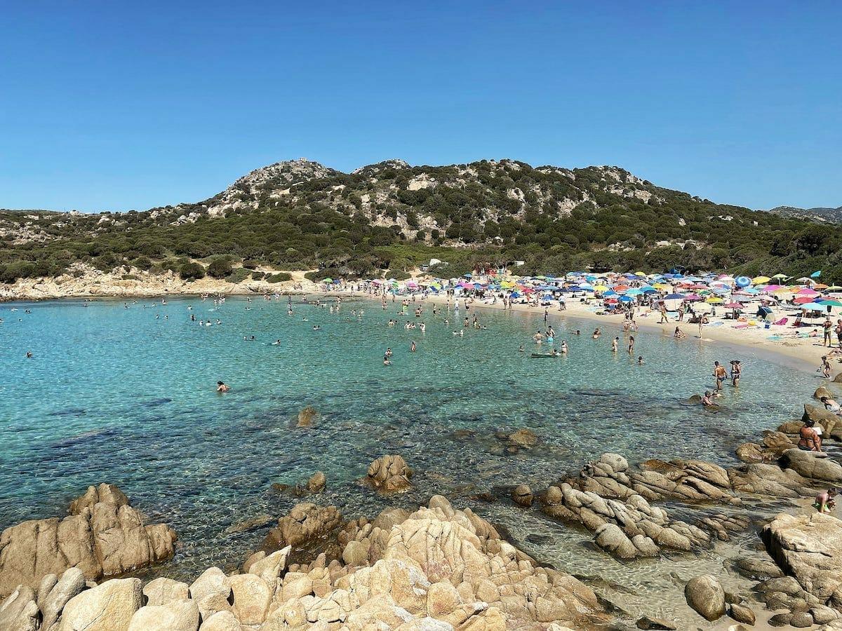 Sardinia in August