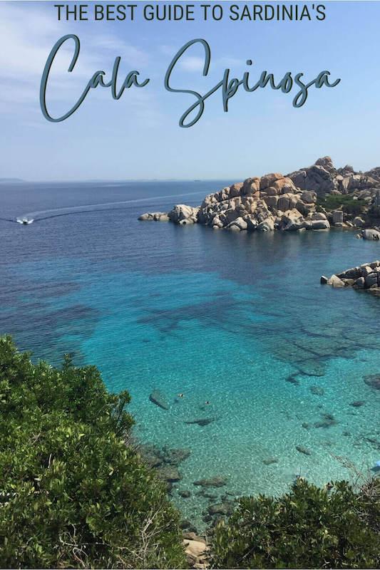 Learn how to make the most of Cala Spinosa, Sardinia - via @c_tavani