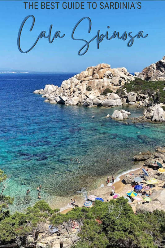 Read everything you must know about Cala Spinosa, Sardinia - via @c_tavani