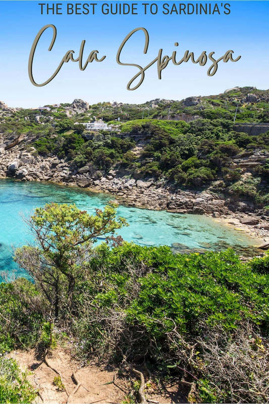 Discover what you must know about Cala Spinosa, Sardinia - via @c_tavani