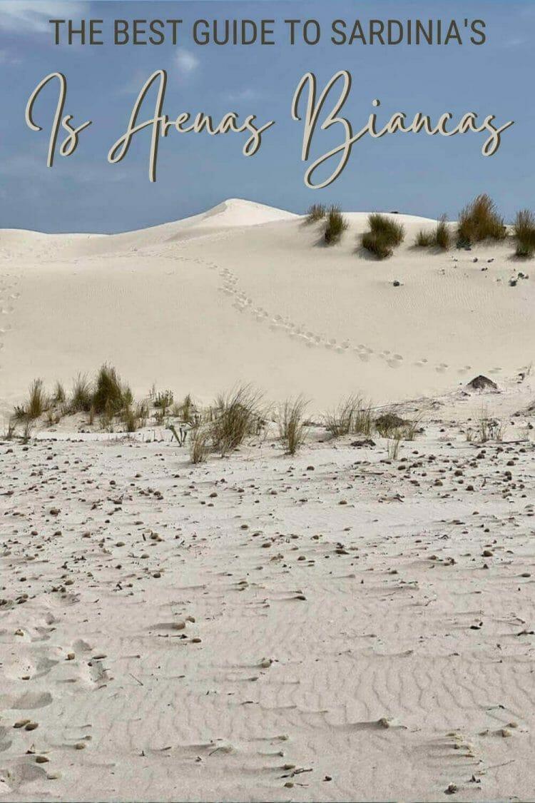 Read everything you must know about Is Arenas Biancas beach, Sardinia - via @c_tavani