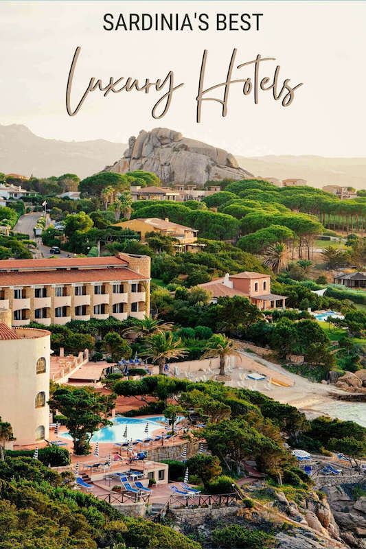 Check out the best luxury hotels in Sardinia - via @c_tavani
