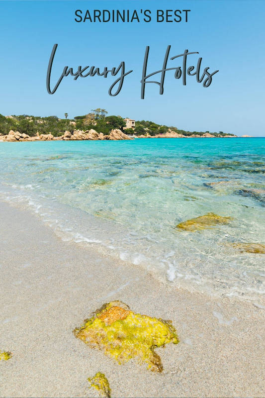 Find out which are the best luxury hotels in Sardinia - via @c_tavani