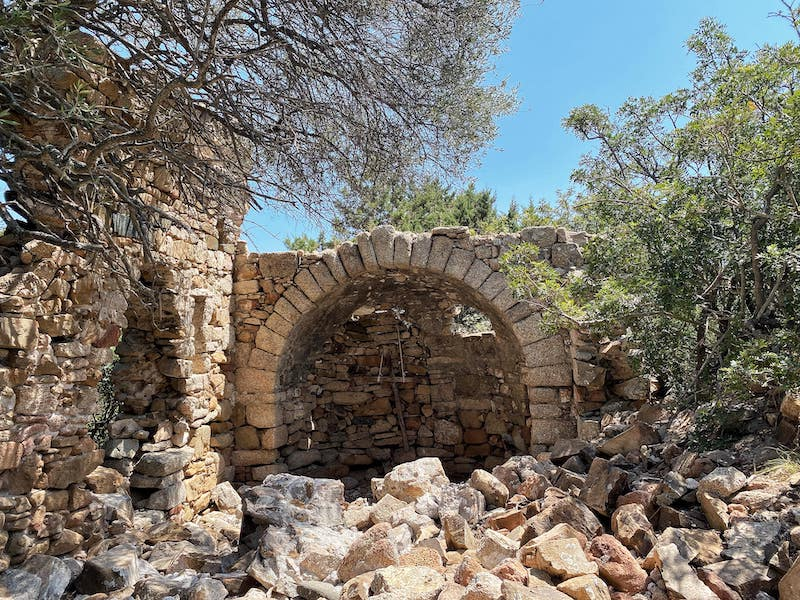 Molara church