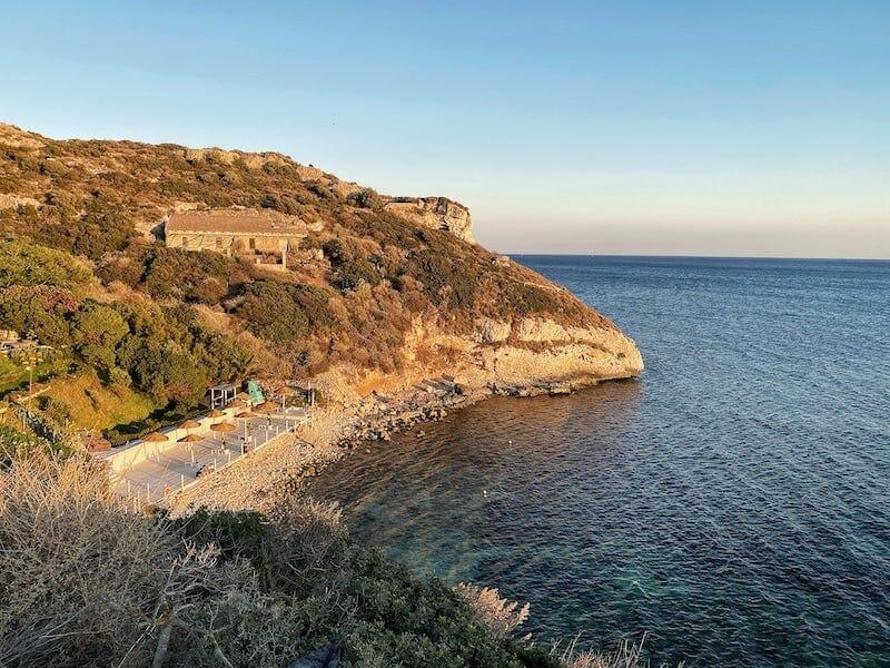 Sardinia nudist beaches