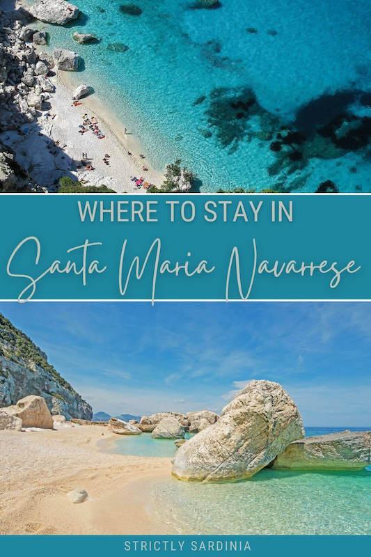 Discover where to stay in Santa Maria Navarrese - via @c_tavani