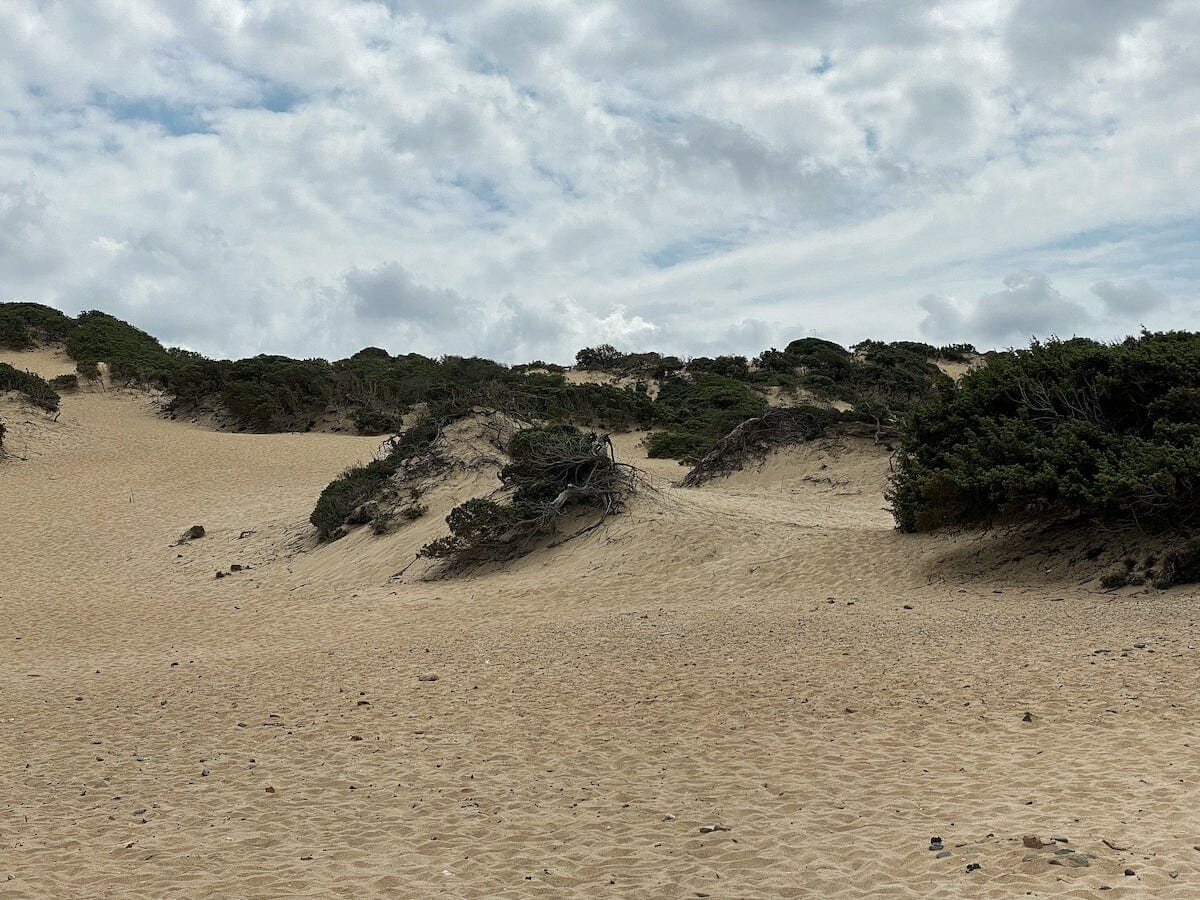 Piscinas Dunes Ingurtosu