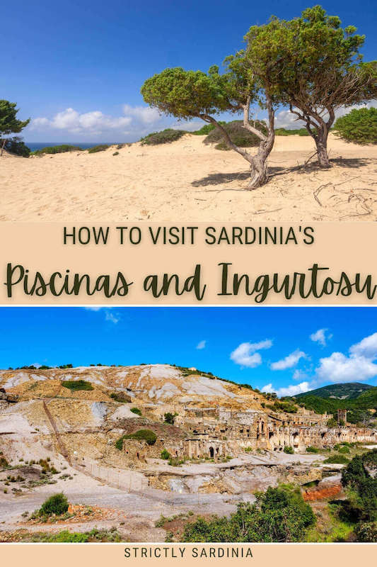 Check out this short guide to Piscinas Dunes and Ingurtosu - via @c_tavani