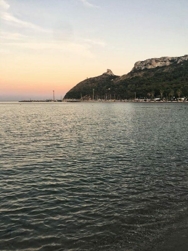 Poetto Sunset