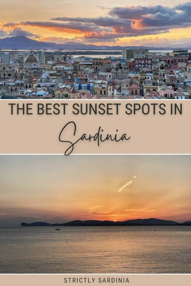 Discover the best sunset spots in Sardinia - via @c_tavani